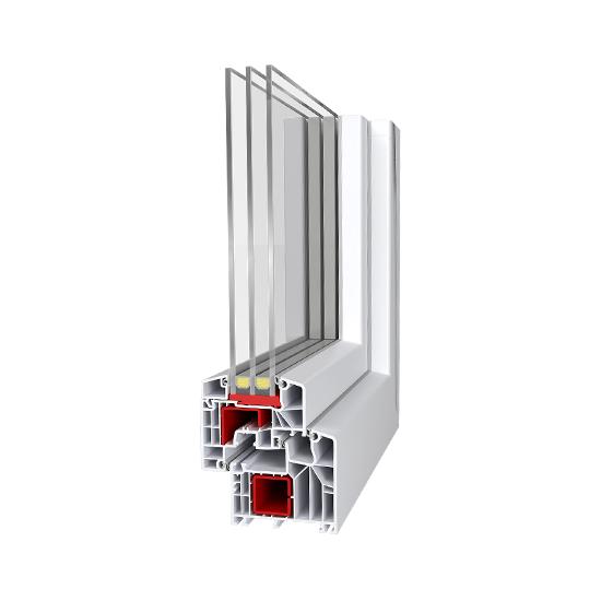 kunststofffenster euro85