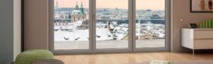 Kunststoff-Alu-Fenster-Winergetic alu