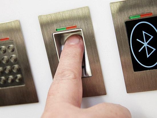 Optionen-Fingerprint
